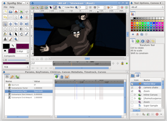 Programmi di grafica e audio free alternativi ai programmi for Programmi 3d gratuiti