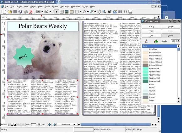Programmi di grafica e audio free alternativi ai programmi for Programma rendering free