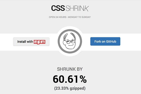 css-shrink