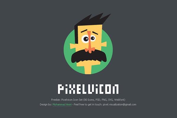 pixelvicon