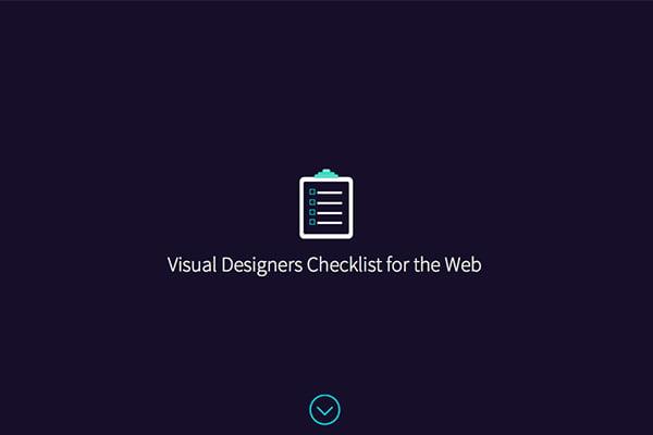 web-designer-checklist