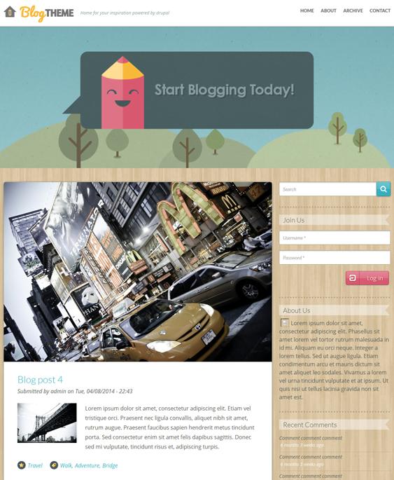 responsiveblog