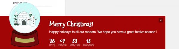 holiday-message-plugin-wordpress