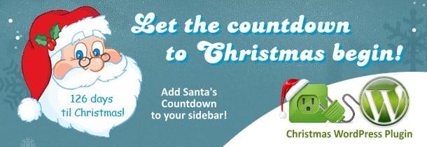 santa-christmas-countdown-widget