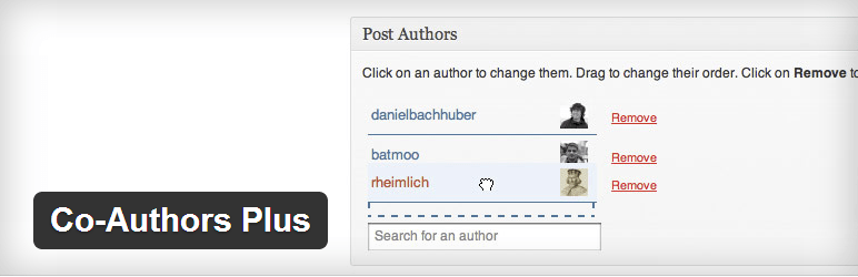 co-author-plus