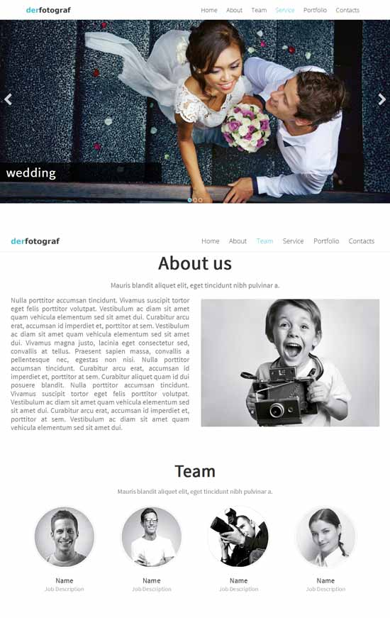 Free-One-Page-Joomla-Template
