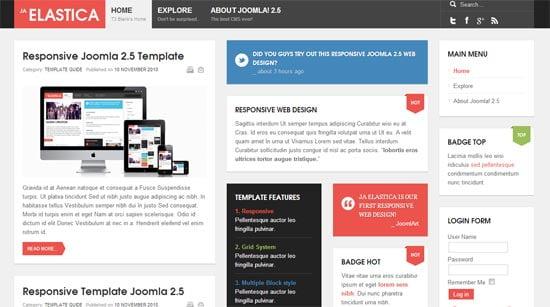 Responsive-Joomla-Template