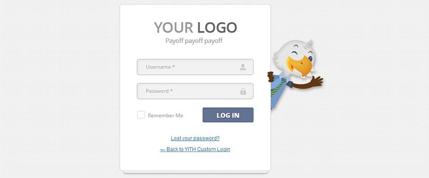 customize-wordpress-login-page