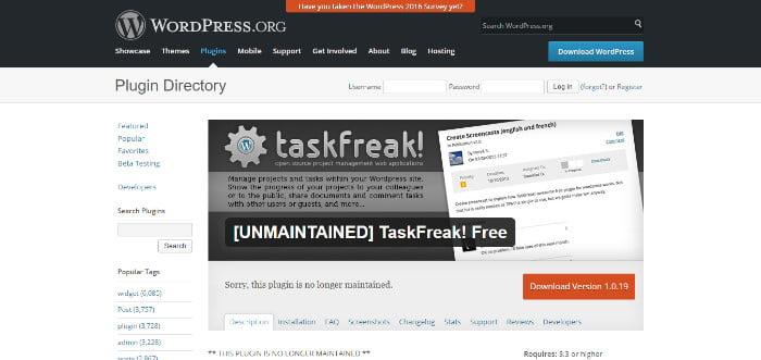 task freak