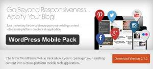I migliori Plugin WP per trasformare il sito in un App Mobile