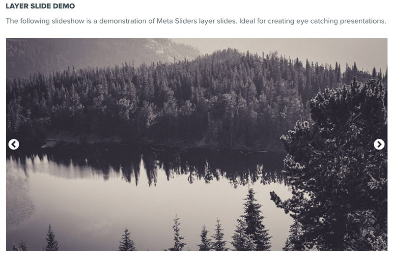 I migliori Plugin Slideshow per WordPress