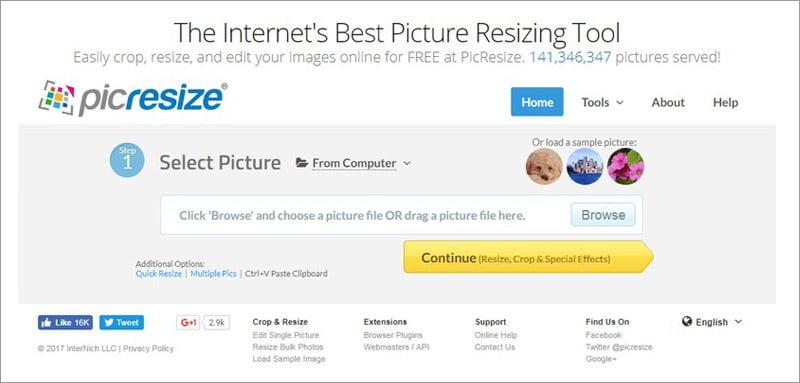 I Migliori Tools Online Per Ritagliare E Ridimensionare Le