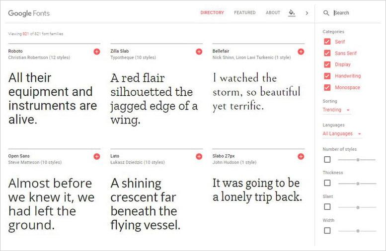 I migliori siti per scaricare i Font caratteri free