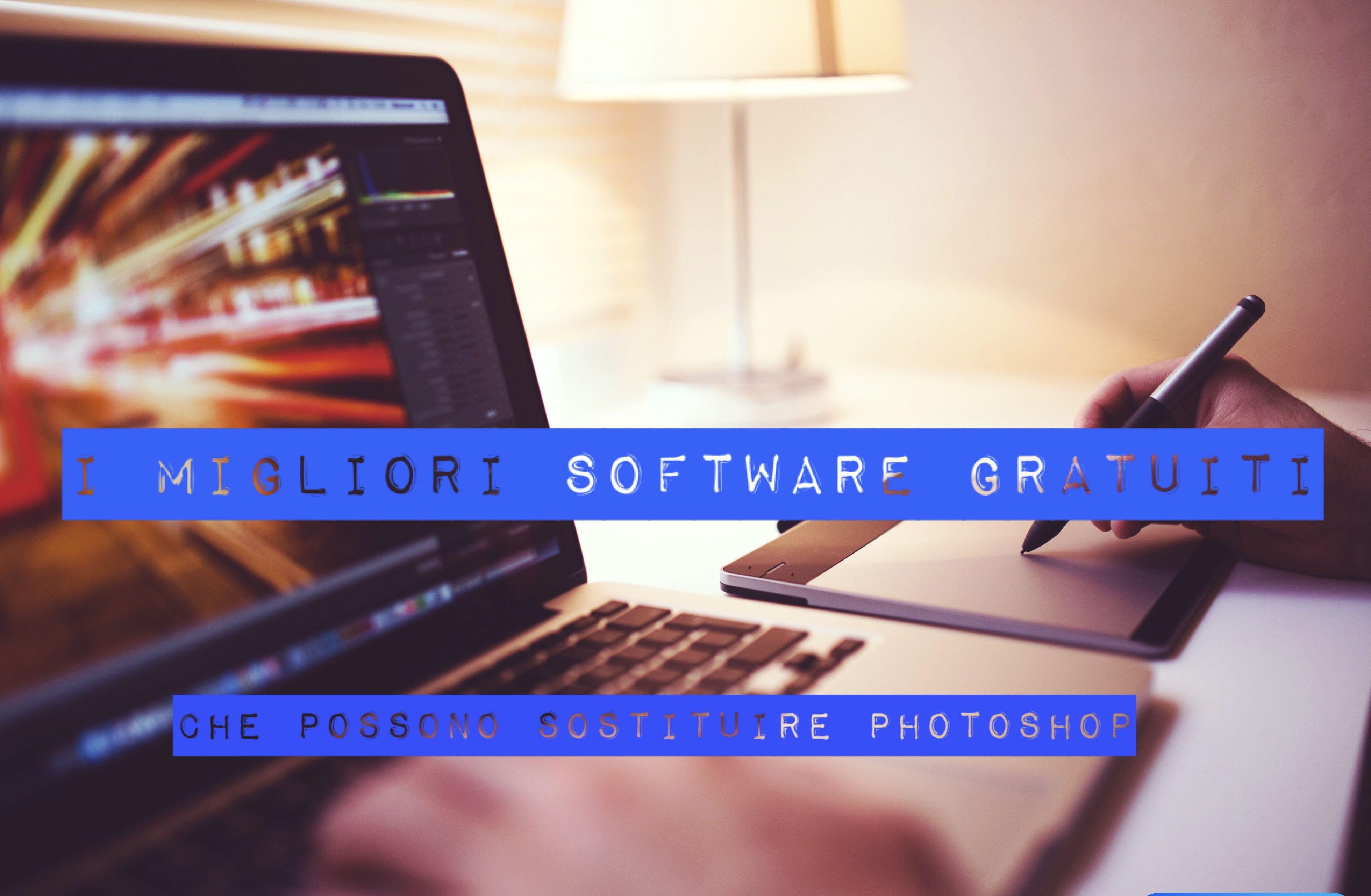 I 10 migliori software free alternativi ad Adobe Photoshop
