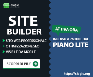 Site builder Xlogic hosting