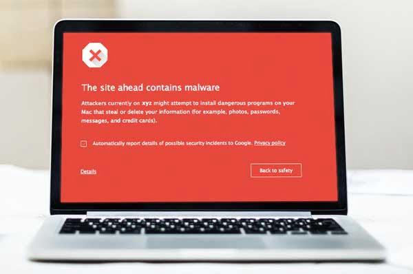 Cosa fare se il tuo sito web è in Blacklist