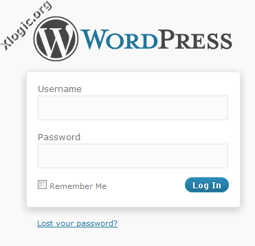Pannello WordPress